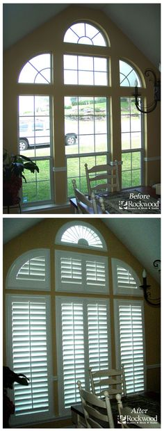 Arch coverings motorized arch window treatments and for Motorized arch window treatments