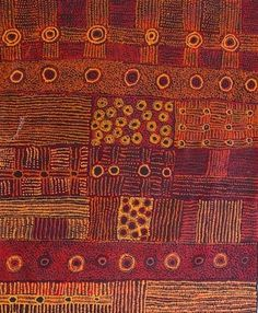 Elaine Woods, Tjungu Palya Artists McCulloch&McCulloch