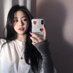 Discover recipes, home ideas, style inspiration and other ideas to try. Korean Girl Cute, Korean Girl Ulzzang, Mode Ulzzang, Korean Girl Photo, Korean Beauty Girls, Pretty Korean Girls, Korean Girl Fashion, Asian Beauty, Woman Fashion