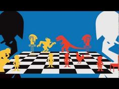 Kid-friendly Animations on Critical Thinking