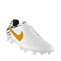 Nike Tiempo Legacy (Black/White/Metallic Gold Coin)