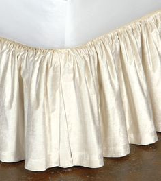 Lucerne Ivory Skirt Ruffled from Eastern Accents