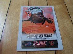 #2014Panini Score 418 #SammyWatkins RC #RookieCard | #eBay #SammyWatkinsRookieCard #NFL