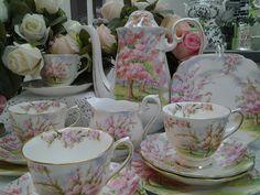 Lovely Treasures from English Garden: January 2012