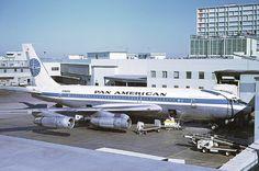 Pan Am B707