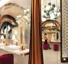 Vanity at the Hard Rock Hotel-Las Vegas. Photo: Zeutch