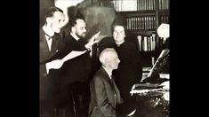 Bartók: 8 Hungarian Folksongs / Mária Basilides, Ferenc Székelyhidy Bela Bartok, Folk Music, Vintage Images, Marvel, History, Concert, Youtube, Fictional Characters, Musica