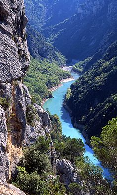 Gorges du Verdon, France