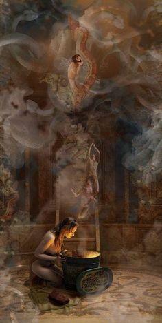 pandora goddess of calamity