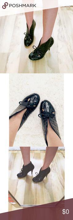 @emmarae4  EXTRA PHOTOS BCBG MAX BOOTIES Extra photos for @emmarae4  BCBGMaxAzria Shoes Ankle Boots & Booties