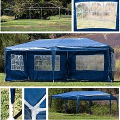 Wedding Canopy Belleze Feet, Canopy Tent w/ 4 Removable Side Wall Party Wedding Cater Event Market Tent, Canopy Tent, Canopies, Tent Sale, Wedding Canopy, Look Good Feel Good, One With Nature, Side Wall, Sale Uk