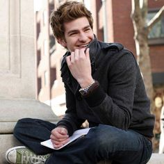 While being too fucking charming for words.   25 Proper Ways To Read A Book  Okay, there are too many hot guys reading books right now.