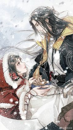 Anime Art Fantasy, Anime Couples Manga, Cute Anime Couples, Chinese Drawings, Chinese Art, Manga Art, Manga Anime, Character Inspiration, Character Art