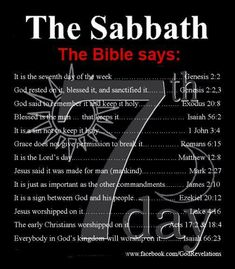 The Sabbath Proclaimed More Fully... See More