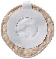 BX/15 - Stoma Cap With Charcoal Filter