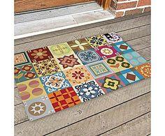 Boas-vindas! : Capacho sweet tile