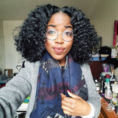 Chunky braid out on Real NAtural hair. By @_alleysinai