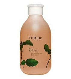 Jurlique Citrus Shower Gel by Jurlique. $25.00. A gentle refreshing body cleanser.. This product meets our natural beauty standards with a high concentration of quality natural botanicals while keeping harsh chemicals to a minimum.                        A refreshing cleansing foam, rich in the living energy of rosemary, lemon and grapefruit to leave the skin clear, clean and fresh.    Benefits:  Suitable for all skin types.  Deep cleans the skin without drying.  Lively, invig...