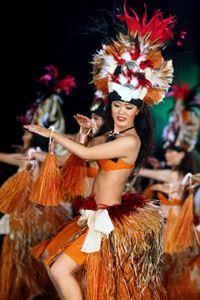 Tahití Fete 2013.
