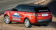Los Mejores Autos: Range Rover Sport Pikes Peak