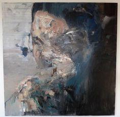 """Saatchi Art Artist Irene Van Den Bos; Painting, """"NT"""" #art"""