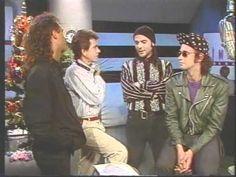 SODA STEREO | Entrevista con Juan A. Badia - 1990 | Imágen de Radio - HQ