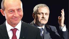 """Liderul PMP Traian Băsescu scrie, pe Facebook, despre Liviu Dragnea, numindu-l """"scamatorul de Teleorman"""", care face turul televiziunilor pentru a trâmbiţa """"succesele"""" guvernării PSD-ALDE, fostul şef al statului spun&"""