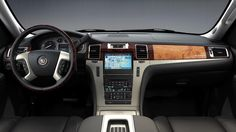 2013 Cadillac Escalade interior http://www.cannoncadillac.com/VehicleSearchResults?search=new=2013=Cadillac=1873