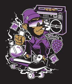 Resultado de imagen para design character rap