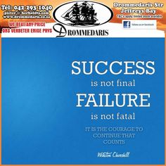 If you fail, don't let it get you down and do not give up. Gain the courage to stand up and continue, wishing you all a blessed Sunday from Drommedaris. #inspiration #lifestyle #homeimprovement