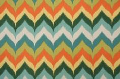 Fabric by the Yard :: Mill Creek Glamis - Terrace Printed Polyester Outdoor Fabric in Oasis $8.95 per yard - Fabric Guru.com: Fabric, Discou...