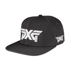 f60874ba5b593 Buy PXG Fitted ProHex Flat Bill Hat at PXG.com This fitted hat features a