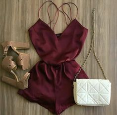 Girly Outfits, Trendy Outfits, Summer Outfits, Cute Outfits, Fashion Outfits, Womens Fashion, Fashion Ideas, Cute Short Dresses, Feminine Style