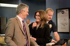 """Andy Flynn (Tony Denison) and Sharon Raydor (Mary McDonnell) are part of the cast of """"Major Crimes,"""" which returns for a fourth season June 8, 2015."""