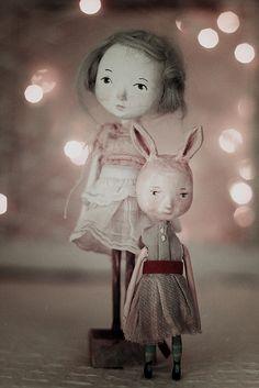 Little Match Girl by Ragazza*, via Flickr