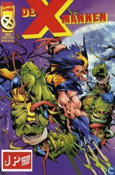 Strips - X-Men - De X mannen 164