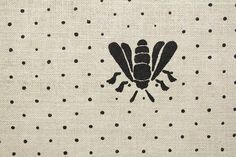 Vintage Bee Fabric