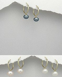 Aur, Hoop Earrings, Jewelry, Fashion, Moda, Jewlery, Jewerly, Fashion Styles, Schmuck