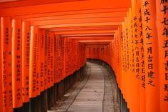 Fushimi Inari Taisha. Kyoto, Japan