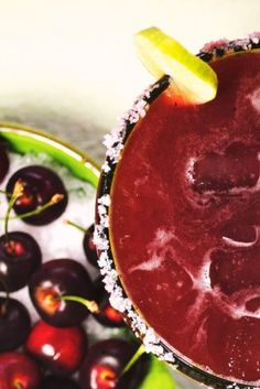 10 Margarita recipes that make you wish for summer:  Cherry Margarita  Strawberry Margarita  Grapefruit Margarita  Citrus Margarita  Spicy Watermelon Margarita  Honeydew Margarita  Piña y Pepino (Pineapple and cucumber) Margarita  Prickly Pear Margarita  Roasted Grape Margarita  Papaya Margarita