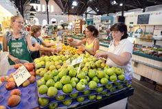 Lancaster Central Market - Reanked #8 in the WORLD!