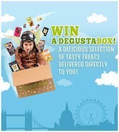 Win A Degustabox!