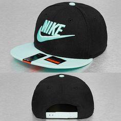 Nike Gorra Snapback negro