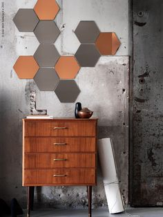 Hexagoner i hallen (via Bloglovin.com )