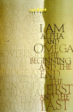 Alpha and Omega...More at http://ibibleverses.com