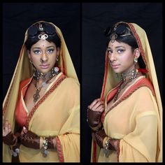 MakeupSiren in Bollywood Steampunk.