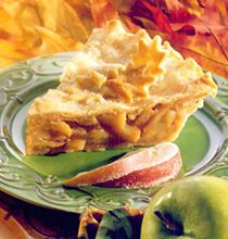 Delicious American Apple Pie from Florida Crystals!