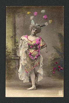 Fancy costume - Steglitz, 1904