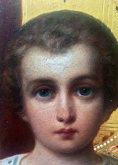 Catholic Art, Religious Art, Byzantine Art, The Good Shepherd, Art Icon, Orthodox Icons, Portrait Art, Jesus Christ, Artwork