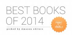Amazon best books of 2014